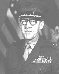 Maj. Gen. Fred Haynes (Marine Corps)