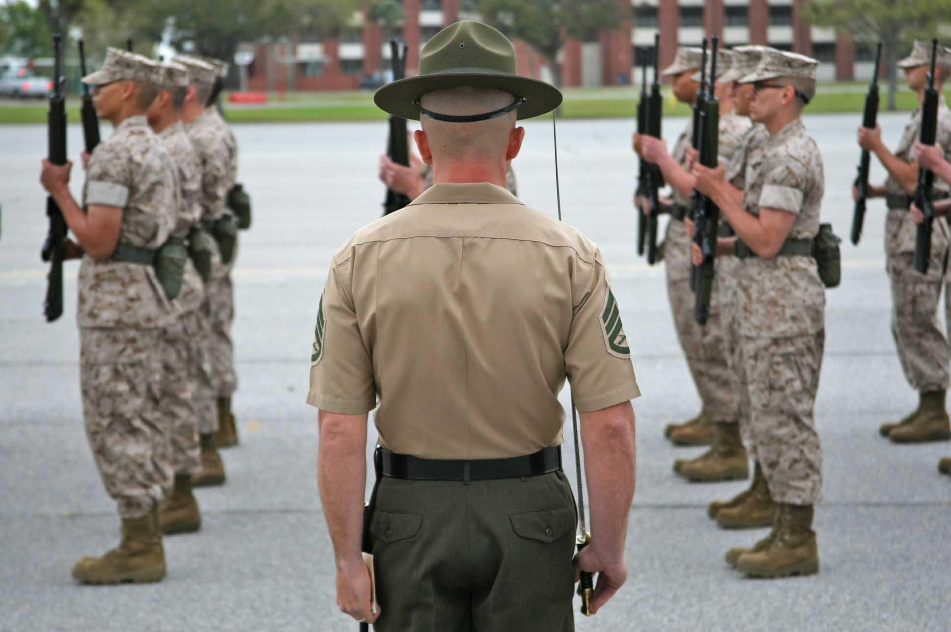 Gay marines in san diego