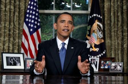 Obama Gulf Oil Spill