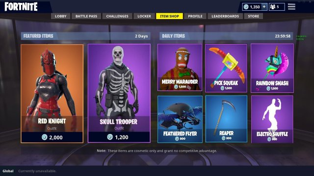 Image result for fortnite item shop