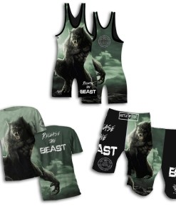 The Alpha Beast Wrestling Package – Part of the release the beast series by Battle Tek Athletics