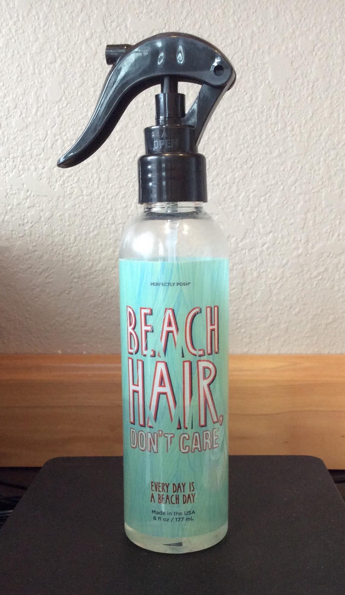 Beach Hair Don T Care Battletestedhealth Com