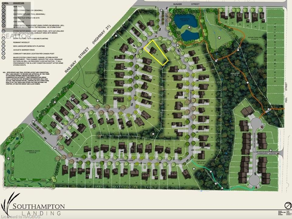 LOT 61 MARSHALL Place, saugeen shores, Ontario