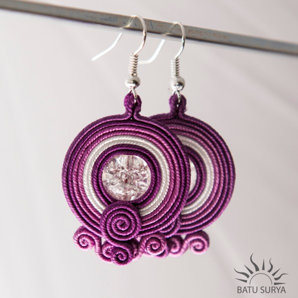 SA002 earrings