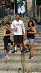 Fit Friends on W 187 steps