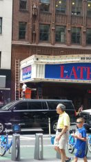 Late Show with Stephen Colbert Sign