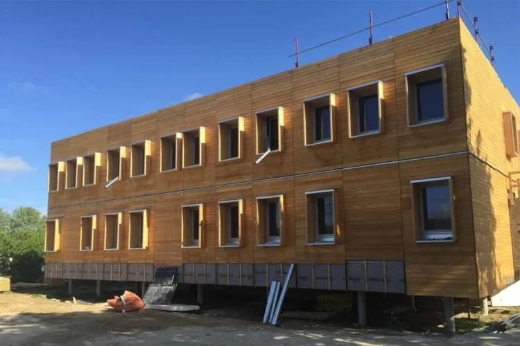 construction en bois écologique porcheville 78