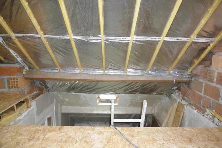 aménagement combles maison isolation toiture entreprise baty'r 91