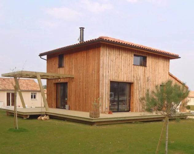 Bardage et construction en bois artisan 91
