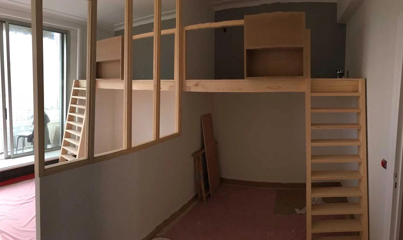 baty r construction et am nagement int rieur en bois sur mesure 91. Black Bedroom Furniture Sets. Home Design Ideas