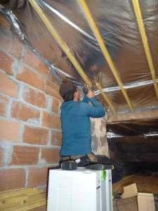 aménagement de combles batyr artisan charpentier 91