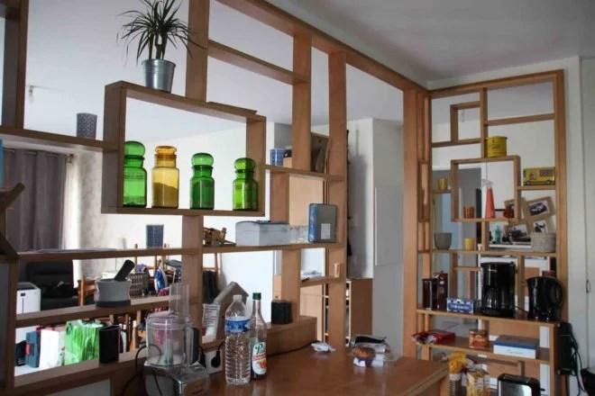 Fabrication claustra pour l'aménagement intérieur artisan 91