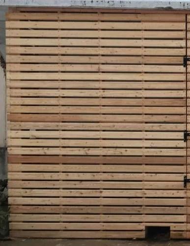 construction Bardage en bois extérieur batyr 91