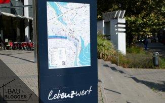 Bauortsuche: Mühlacker - Stadtkarte