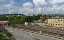 Bauortsuche: Mühlacker - Bahnstrecke
