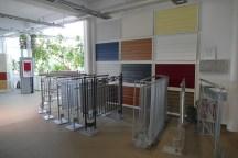 Bemusterung - Fassaden und Geländer