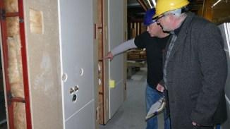 Fertigung Installationsebenen