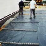 Garage und Terrasse vorbereiten