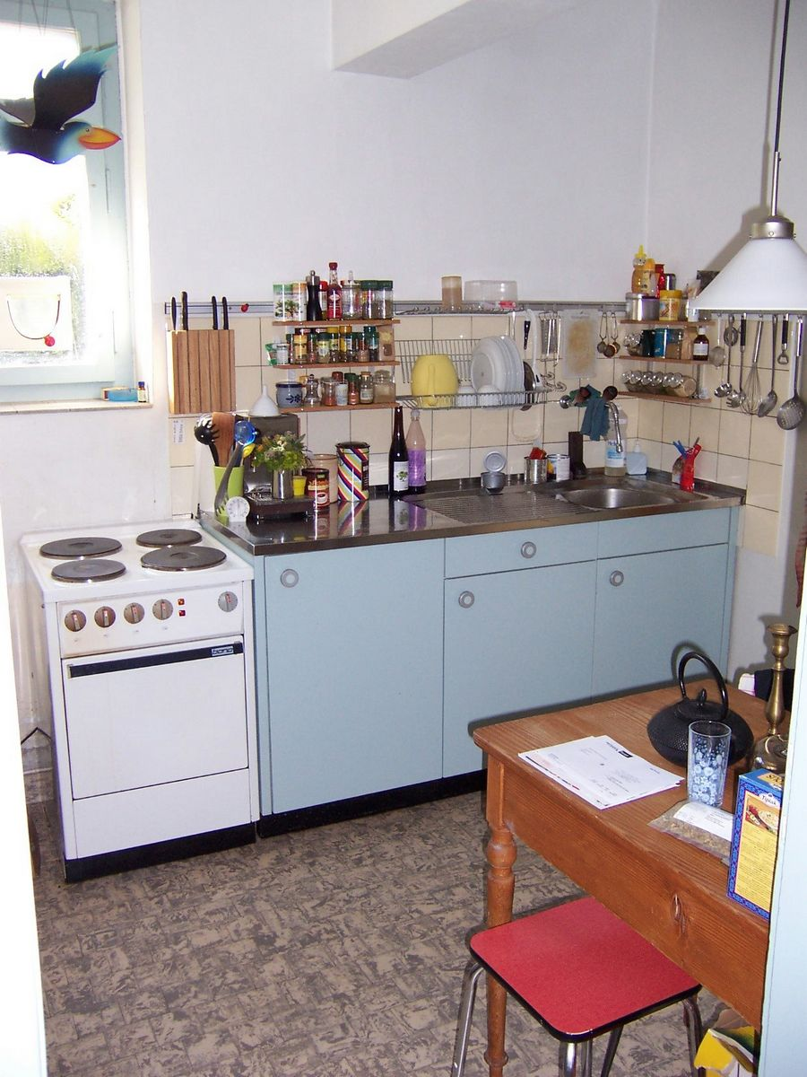 bauart: Umbau - Wohnung