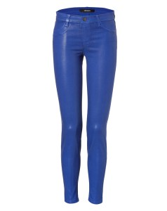 J Brand Jeans Midrise Pants in Electric Iris | Stylebop.com | Shop them here