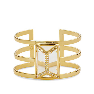 Trapped Rock Cuff | Click here to shop