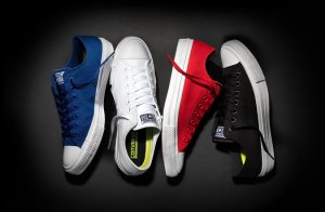 New Chuck Taylors Unveiled