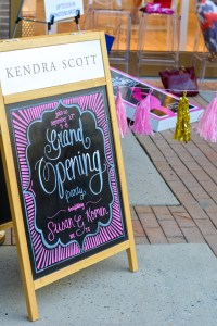 Kendra Scott Durham Grand Opening