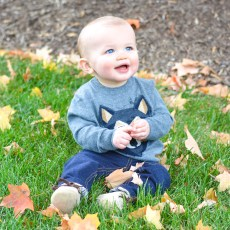 Fall Fun with My Little Guy