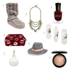 OUR WINTER WISHLIST