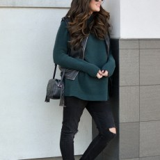 Chic & Comfy Slouchy Tunic