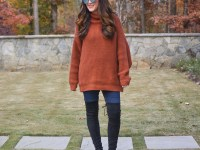The Coziest Oversized Sweater