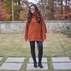The Coziest Oversized Sweater