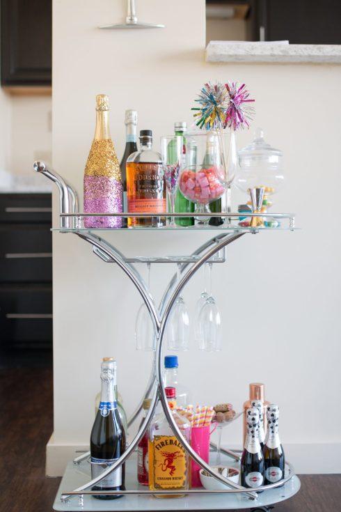 Bar Cart Ideas