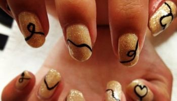 Diy up cyle your old tees beauty how to gel nails solutioingenieria Choice Image