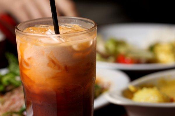 Exotic Thai Iced Tea