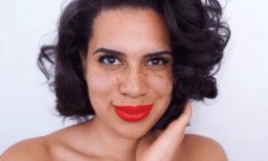 Erica Fae Pin Curls Tutorial