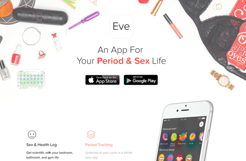 Eve-by-Glow-is-a-savvy-health-sex-app-for-women