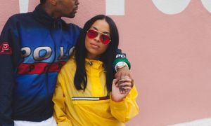 Photo of Heather Sanders and King Trell