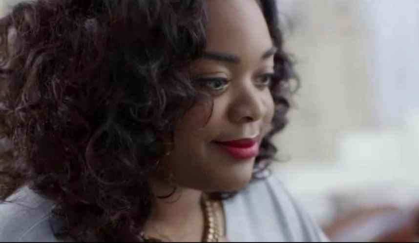 Christina Brown Dove Commercial