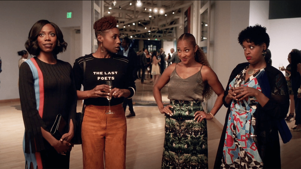 insecure hbo issa and friends