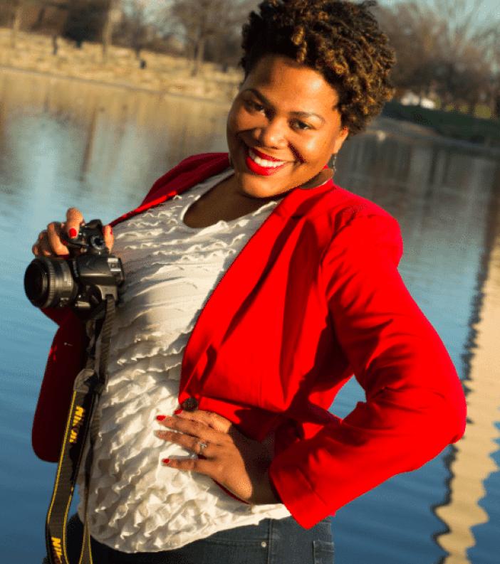Jaida A Moore Black Photographer