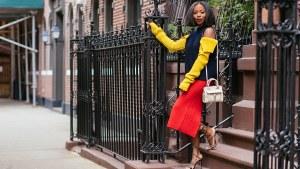 Fashion expert Karlana Barfield Brown