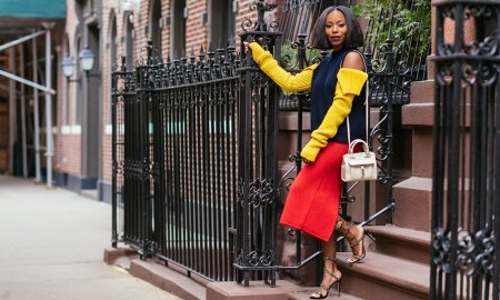 Fashion expert Karlana Barfield Brown