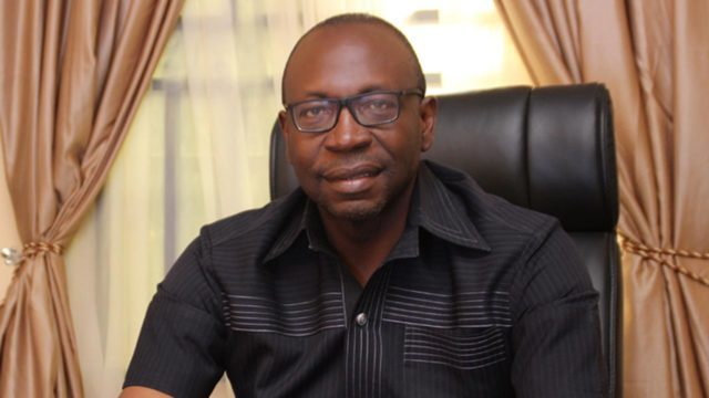 Edo 2020: Ize-Iyamu picks APC governorship form