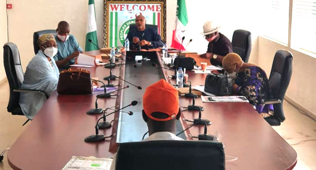 Edo 2020: PDP screens Obaseki for primary election