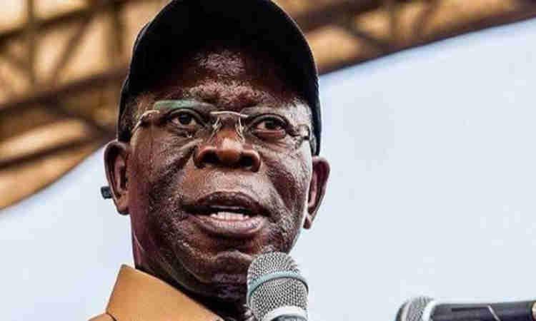 Oshiomhole accepts NEC's decision