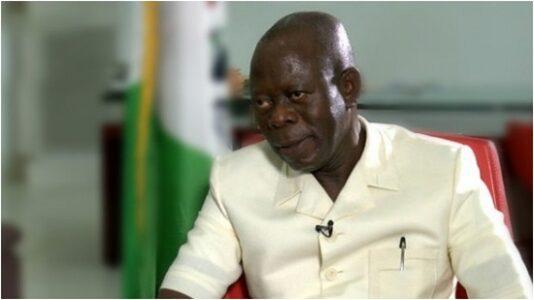 Oshiomhole insists on direct primary for Edo polls