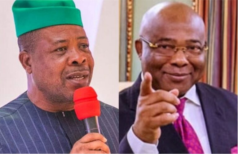 Uzodimma running govt of deceit in Imo, says Ihedioha