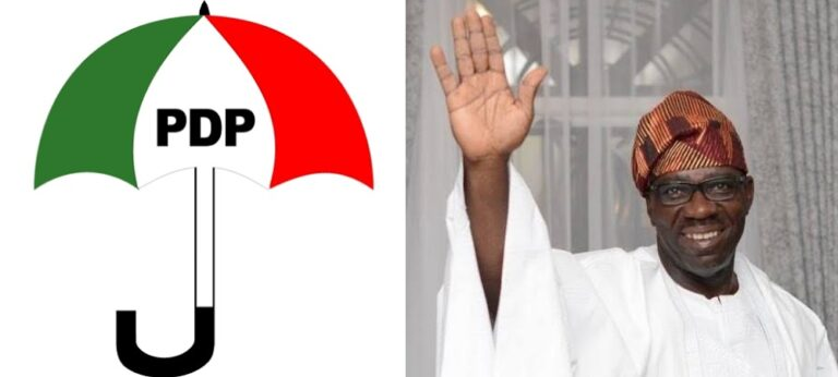 We are ready to accept Obaseki, PDP says