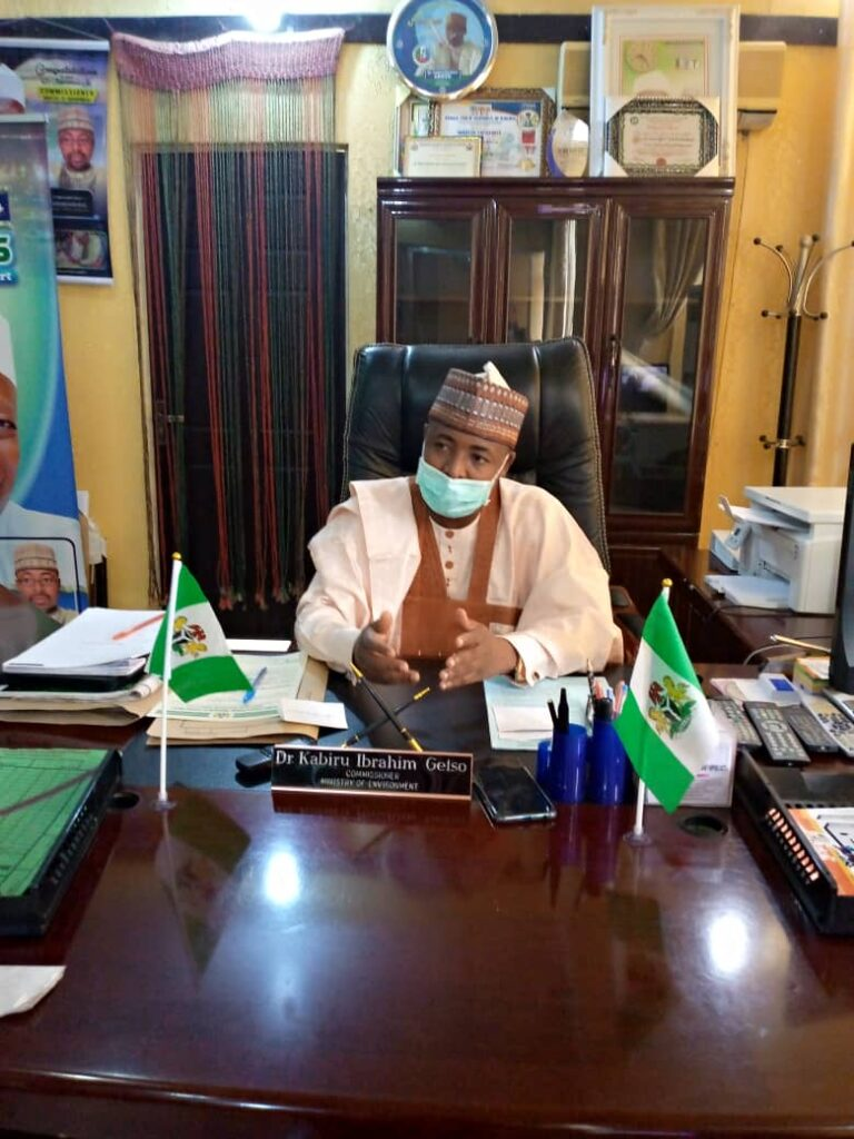 INTERVIEW: Kano to Revive House to House Sanitation, Employs Sanitation Vanguards – Commissioner